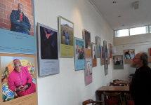 Tentoonstelling in Gouda